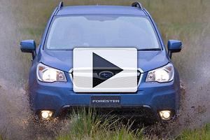 Subaru Forester Diesel 2015: Video Review
