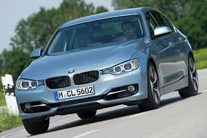 BMW ActiveHybrid 3 2013: Road Test