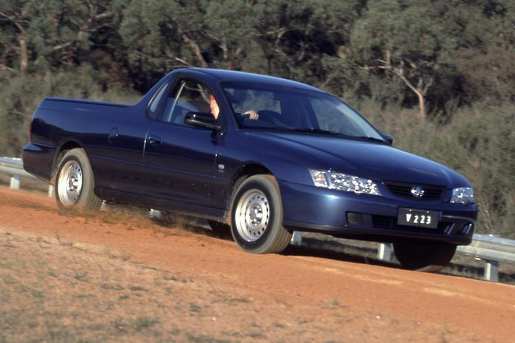 Used Holden v6 Ute vu vz