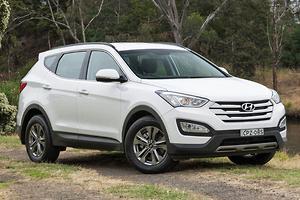 Hyundai Santa Fe 2015 Review