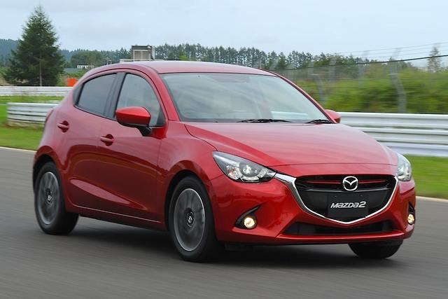 Mazda Mazda2 2014 Review