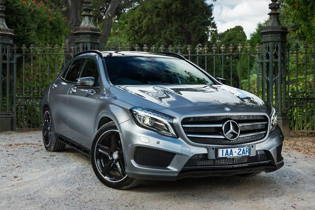 Mercedes-Benz GLA 2014 Review