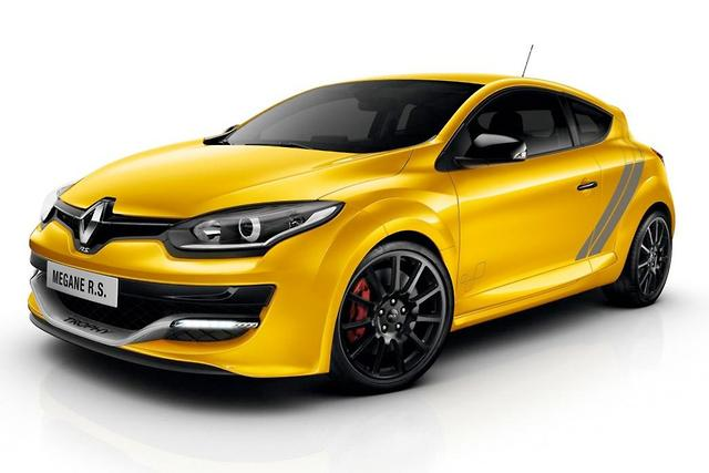 Renault's fastest road car selling fast
