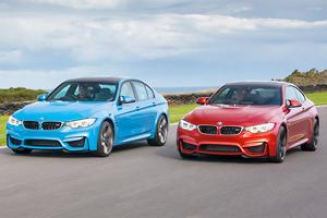 BMW M3 and M4 2014 Review