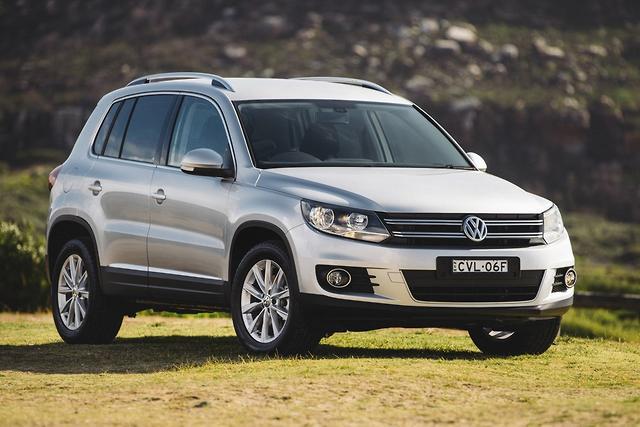 Volkswagen Tiguan 2015 Review