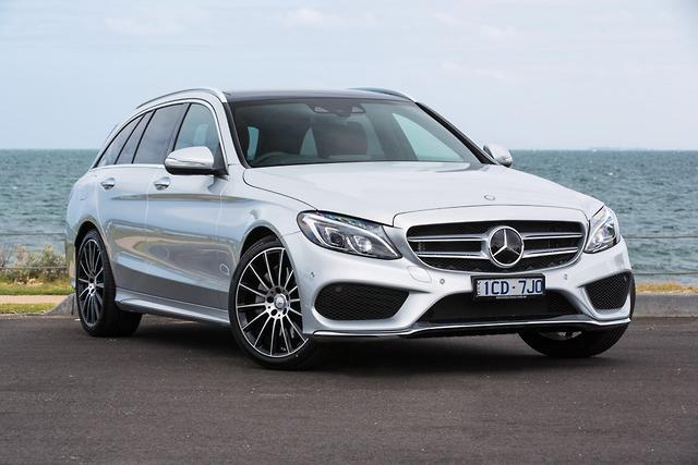 Mercedes-Benz C 250 Estate 2015 Review