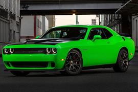 Dodge Challenger SRT Hellcat 2015 Review