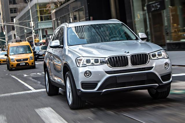 BMW X3 xDrive 20d 2014 Review