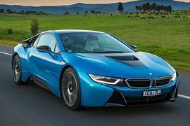 BMW i8 2015 Review