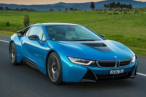 BMW i8 2015 Review