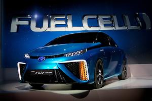 Toyota to triple fuel cell models