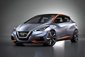 GENEVA MOTOR SHOW: Nissan Sway makes the pitch