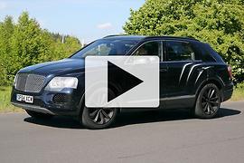 SPY VIDEO: Bentley Bentayga
