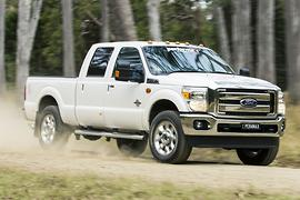 Performax Ford F-250 Super Duty 2014 Review