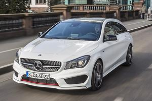 Mercedes-Benz CLA Shooting Brake 2015 Review