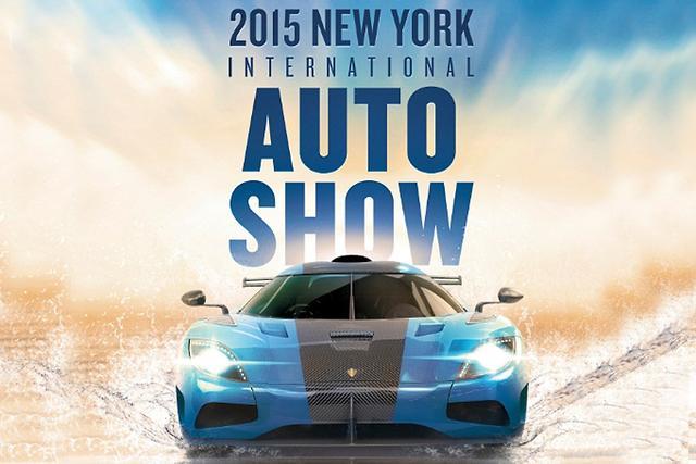 NEW YORK MOTOR SHOW: Full preview