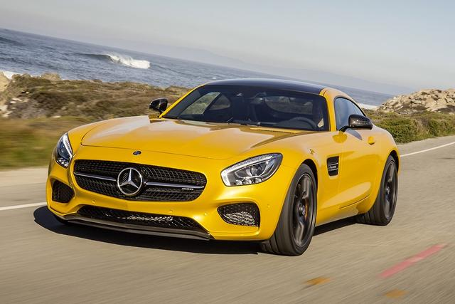 Mercedes-Benz AMG GT S 2014 Review