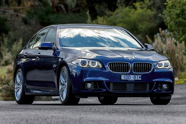 BMW 5 Series 2015 Review