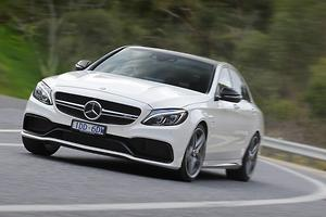 Mercedes-AMG C 63 S 2015 Review