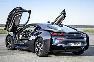 Official: BMW i8 to cost $300K