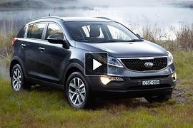 Kia Sportage Si Premium 2014: Video Review