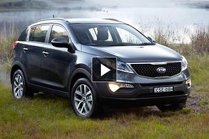 Kia Sportage Si Premium 2014: Video Review