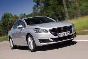 Peugeot 508 2015 Review