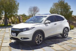 Honda pitches HR-V from below $25K