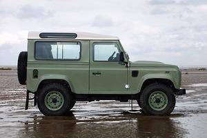 No new Disco or Defender until 2018