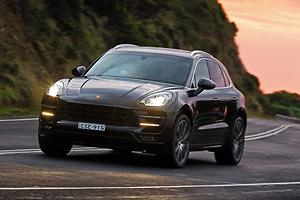 Porsche Macan 2014 Review