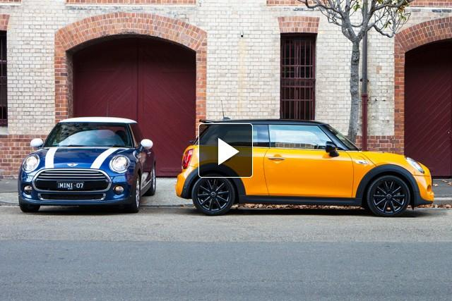MINI Cooper 2014: Launch Video
