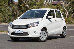 Suzuki Celerio 2015 Review