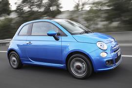 Fiat 500S 2014 Review