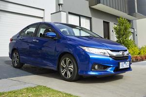 Honda City due in April