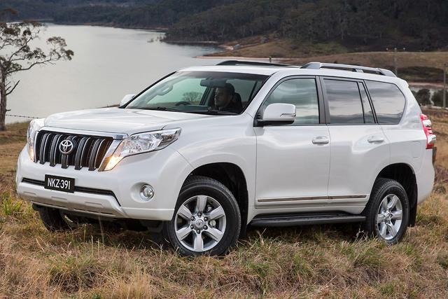 Toyota LandCruiser Prado 2014 Review