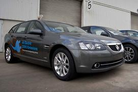All-electric Commodore ready for...