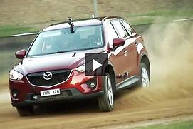 The All-New CX-5 and Dirt