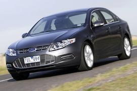 Ford Falcon EcoBoost 2012: Road Test