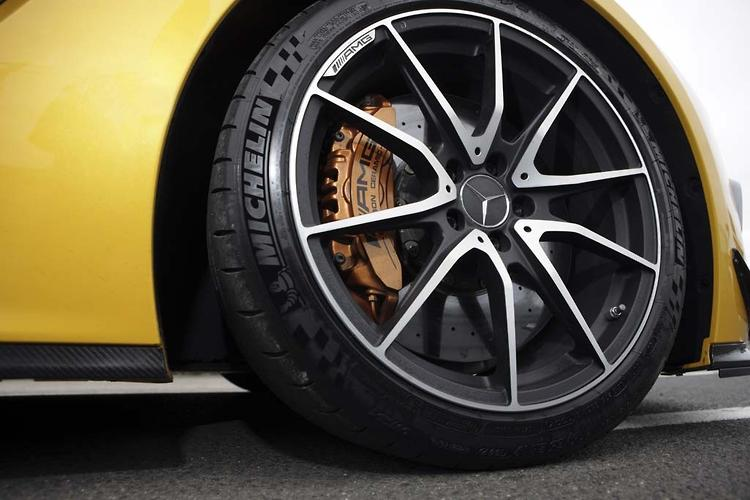 TYRES: A Michelin fit for supercars