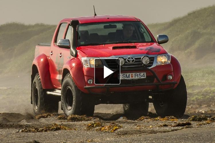 Arctic Trucks Toyota HiLux: Video Review
