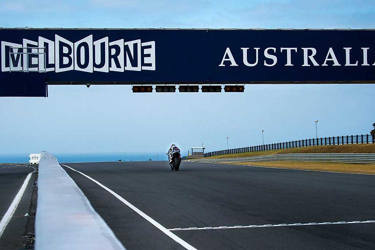 Lorenzo fastest at Phillip Island