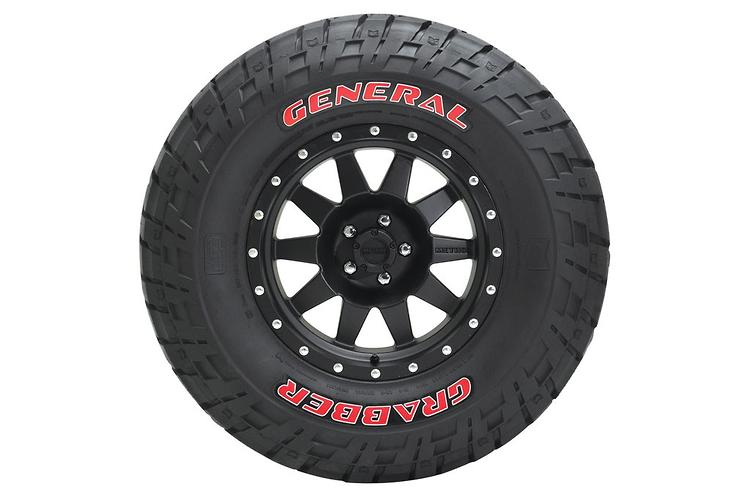 TYRES: General Tire goes hard core